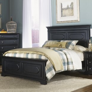 Linda Panel Bed by DarHome Co Wonderful