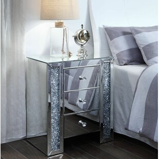 Kiley 2 Drawer Nightstand by Rosdorf Park