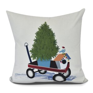Take Me Home Outdoor Throw Pillow