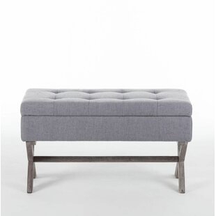 Best Pisano Storage Bench By Gracie Oaks