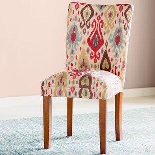 Edwidge Parsons Chair (Set of 2) by Bunga..