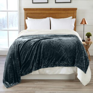 Willesden Premium Reversible Luxury Polyester Blanket