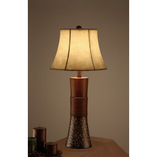 Park Slope Tall Base Stand Bell Shade 30 Table Lamp (Set of 2) By Bloomsbury Market Lamps