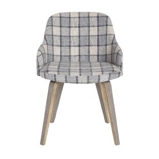 Shenna Mid-Century Modern Upholstered Din..