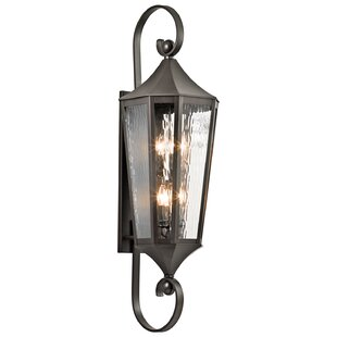 Darby Home Co Woodlawn 6-Light Outdoor Wall Lantern