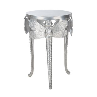 Liptak Dragonfly Legs End Table by Bungalow Rose