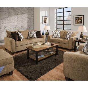 Amalfi Configurable Living Room Set by Winston Porter