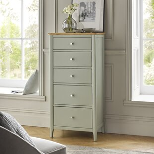 Callahan 5 Drawer Chest By August Grove