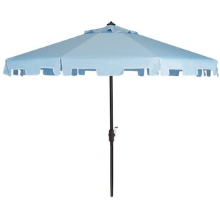 Brayden Studio Marcell 9' Drape Umbrella