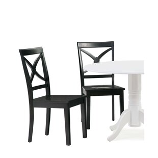 Cheatham Solid Wood Dining Chair (Set of 4)