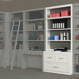 Thomes 945 H x 40 W Wood Library Bookcase