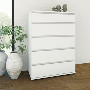 Wofford 5 Drawer Chest By Mercury Row