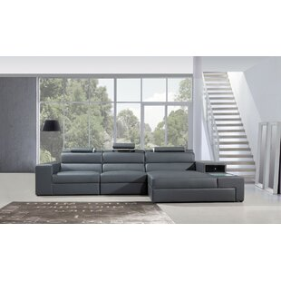 Orren Ellis Colman Mini Sectional