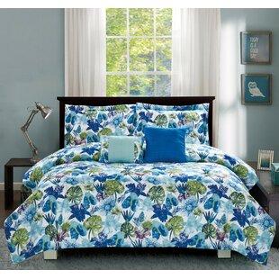 Aaden Reversible Comforter Set