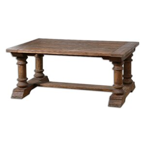 Uttermost Saturia Wooden Coffee Table