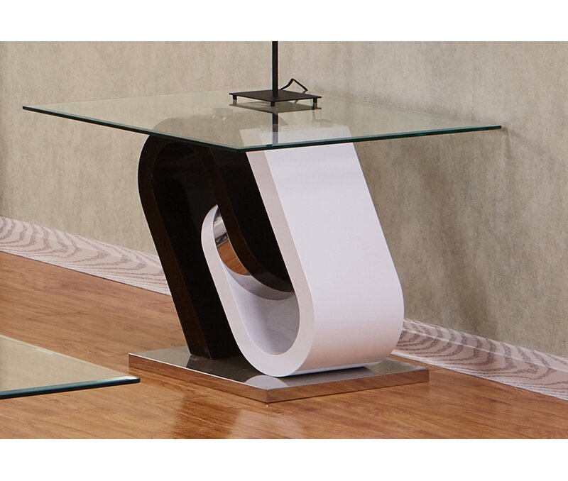 Orren Ellis Brook Top End Table