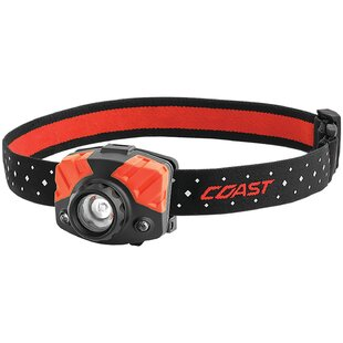 Coast 530-Lumen FL75R Headlamp
