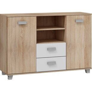 Kiersten 2 Drawer Combi Chest By Wade Logan