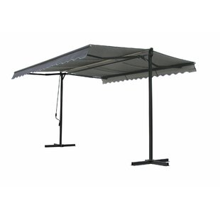 London Rectangular/Square Cantilever Parasol By Quick-Star