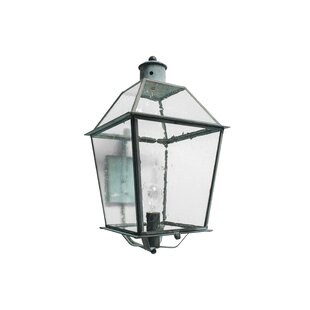 Online Reviews Elara Outdoor Wall Lantern By Gracie Oaks