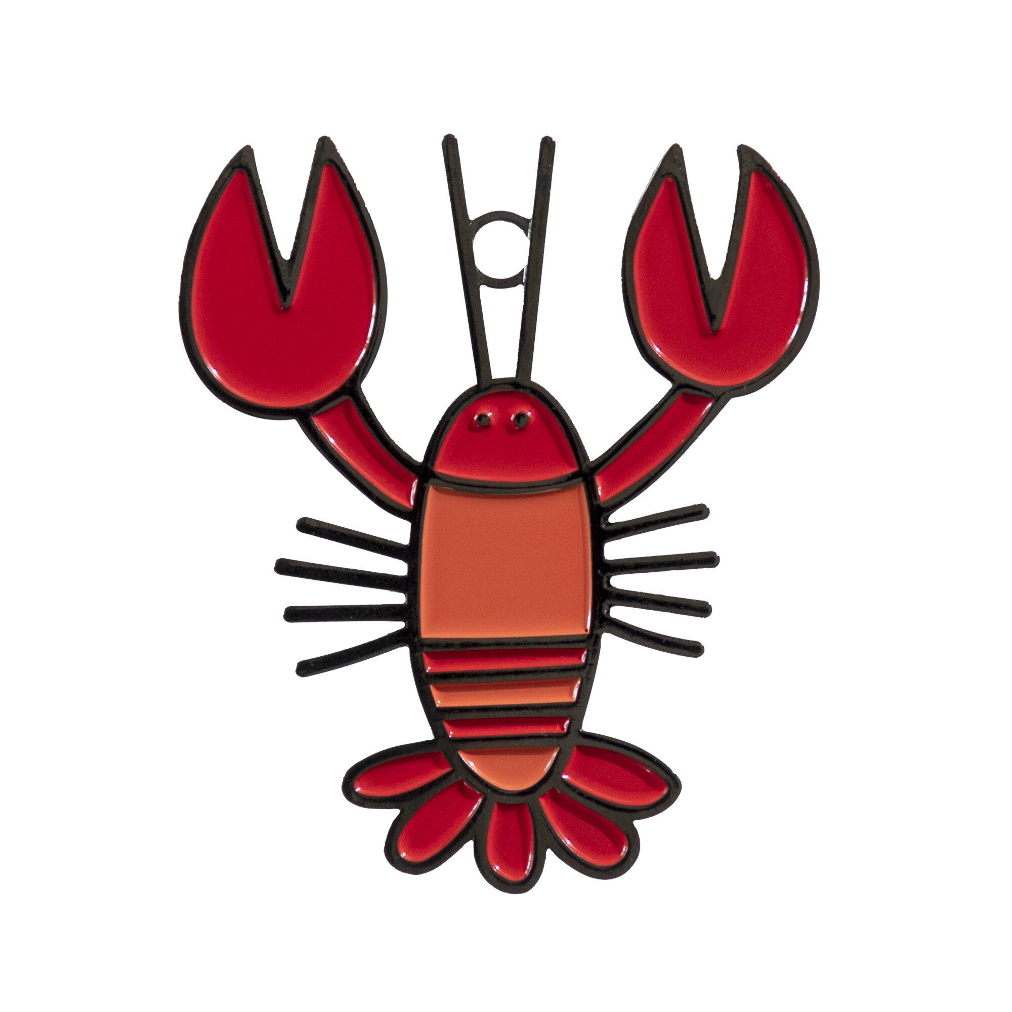 Easy Tiger Lobster Hanging Figurine Ornament Wayfair