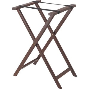 Wood Tray Stand