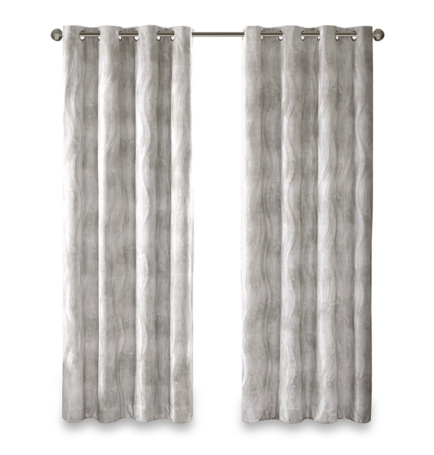 Striped Blackout Curtains You Ll Love In 2021 Wayfair