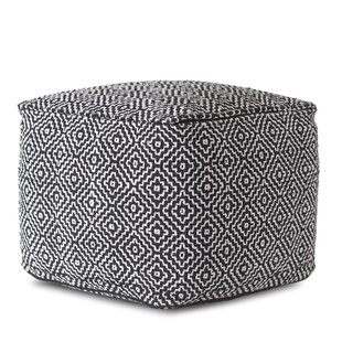 Ackermann Troyes Diamond Pouffe By Latitude Vive