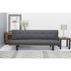 Chantal Wood Frame Convertible Sofa by Zipco..