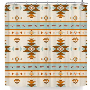 AFE Images Afe Southwestern Shower Curtain