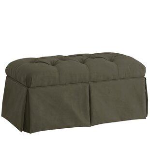 Deville Fabric Storage Bench