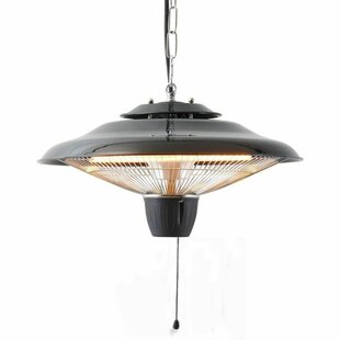 Review Piper Electric Patio Heater