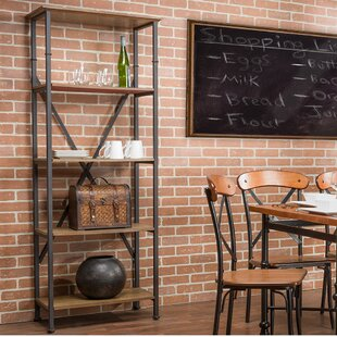 Reviews Fresnay Etagere Bookcase by Laurel Foundry Modern Farmhouse