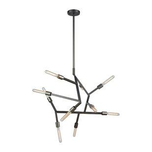 Trent Austin Design Honani 10-Light Sputnik Chandelier