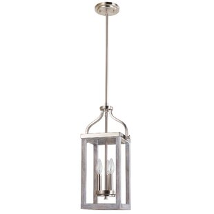 Bargain Detrick 3-Light Pendant By 17 Stories