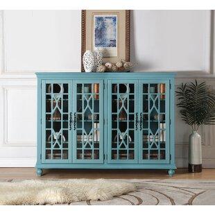 Arend 4 Door Accent Cabinet by One Allium Way
