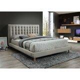 Acker Upholstered Platform Bed by Trule