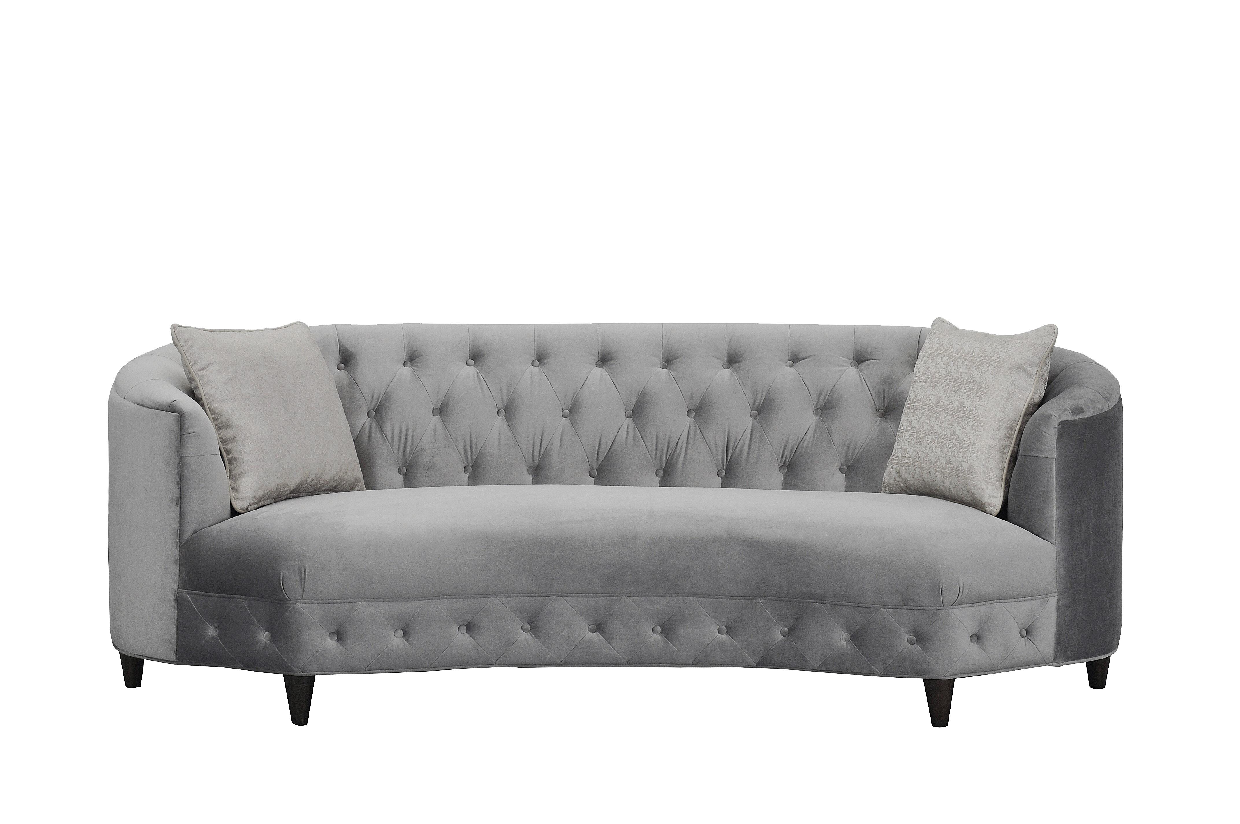 blasingame curved sofa