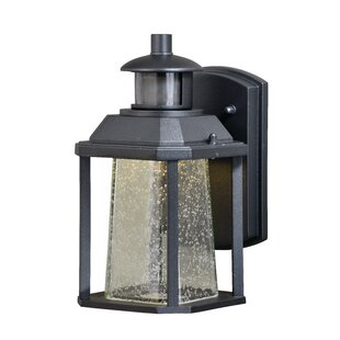 Abigayle Dualux® LED Outdoor Wall Lantern With Motion Sensor