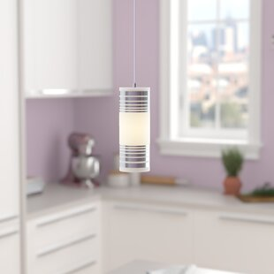 Robby 1-Light Cylinder Pendant