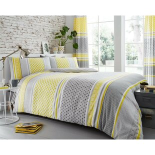 love light yellow duvet bedding lace cover set