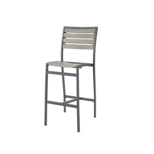 Mason Powder Coated Aluminum Bar Stool by Madbury Road