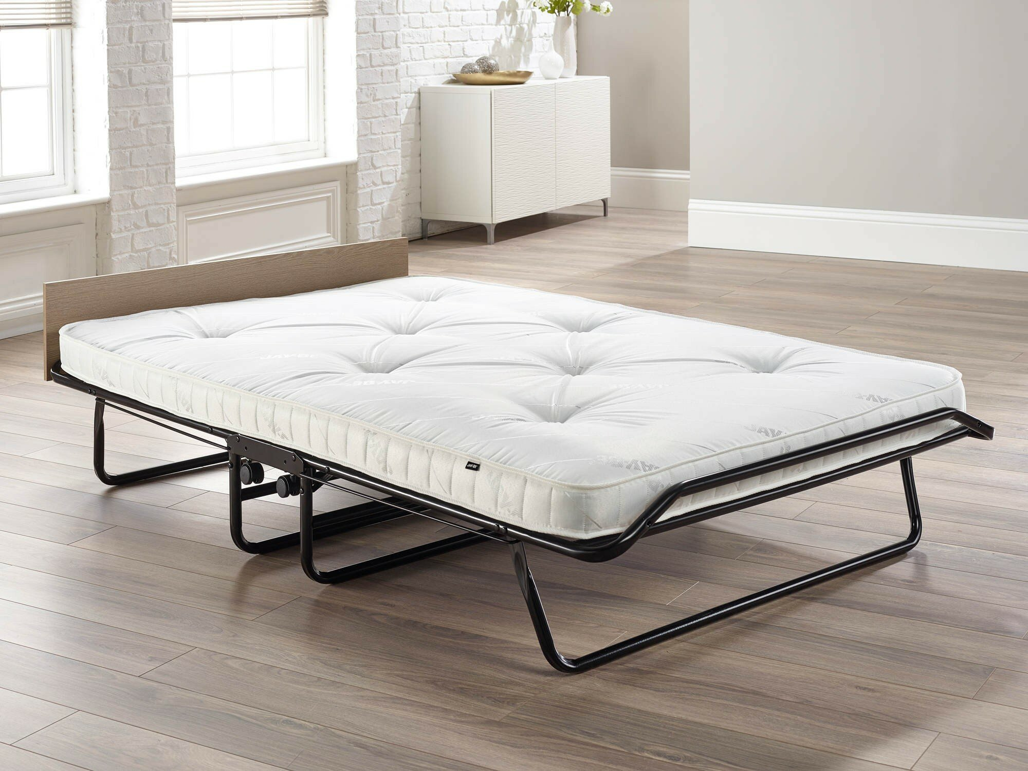 - Jay-Be Supreme Double Rollaway Folding Bed & Reviews Wayfair.ca