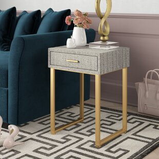 Eliott End Table by Willa Arlo Interiors