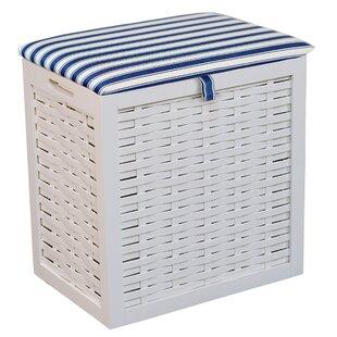 Cabinet Laundry Bin By Longshore Tides