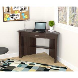 Ebern Designs Bella Corner Writing Desk