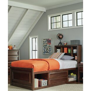 Tool Twin Storage Platform Bed by Harriet Bee