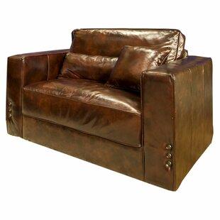 Elements Fine Home Furnishings Laguna Top Grain Leather Chair
