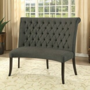 Richas Upholstered Bench by Canora Grey