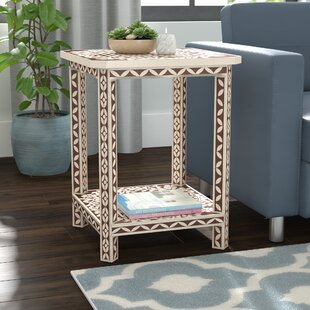 Barham Side Table by Bungalow Rose